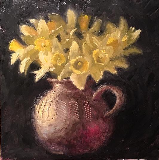 #18 Ring 'a'Daffodils