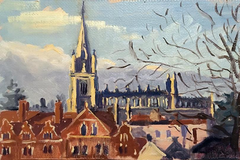 #23 St Mary's SaffronWalden