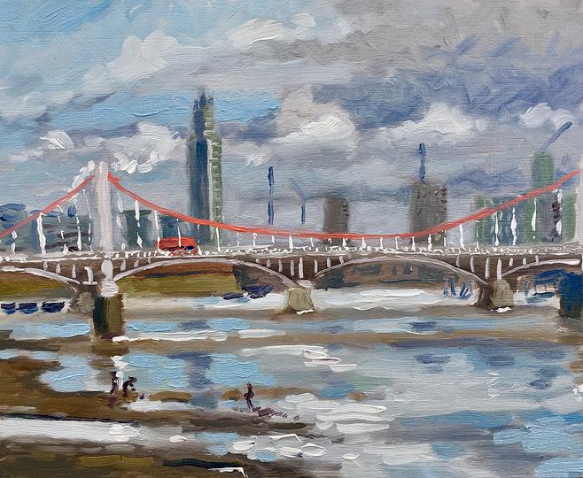 #28 Chelsea Bridge